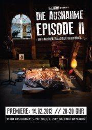 Die Ausnahme, Episode II – Dock 11 // Tanzbau A+B
