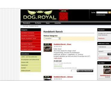 Dog Royal Design