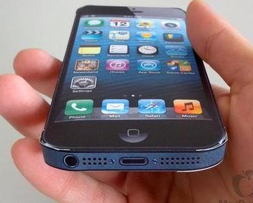 iPhone Papp-Vorlage mit 5-Zoll Display zum Ausdrucken und Ausschneiden!
