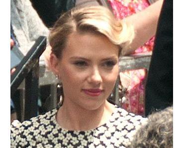 Scarlett Johansson dementiert Verlobung mit Freund Romain Dauriac
