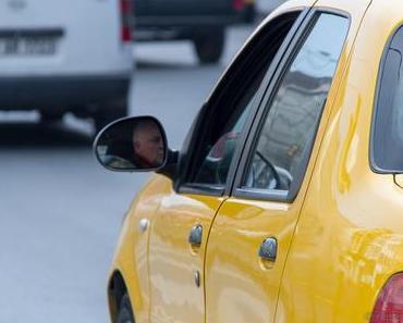 Die Teufelskerle vom Bosporus – Taxi fahren in Istanbul