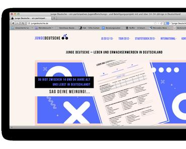 Junge Deutsche – BarCamp und Jugendsymposium im März