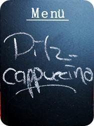 Soup of the day #5: Champignon-Cappuccino
