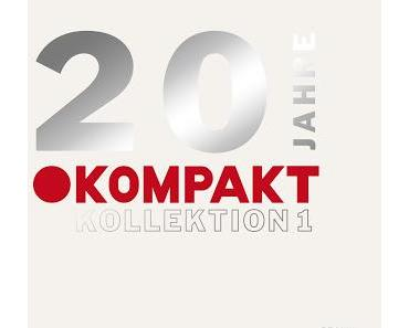 VARIOUS ARTISTS - 20 JAHRE KOMPAKT / KOLLEKTION 1