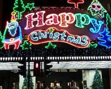 Weihnachten in London- die schönsten Weihnachtsdekos der Welt