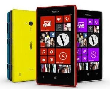 WMC 2013: Neue Nokia Smartphones – Lumia 520 und Lumia 720