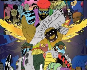 Major Lazer feat. Busy Signal – Watch Out For This (Bumaye) [Audio x Stream]