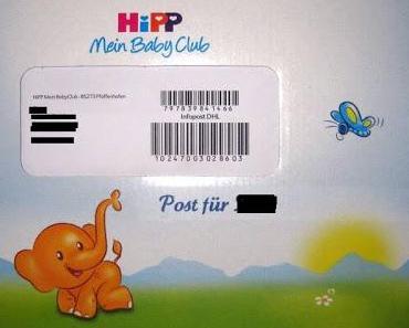 Post von den Hipp & Humana Babyclubs
