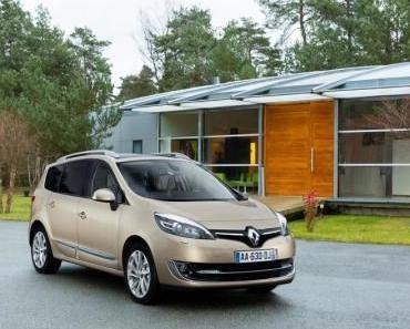 Renault präsentiert die neue Generation des Renault Scénic und Grand Scénic