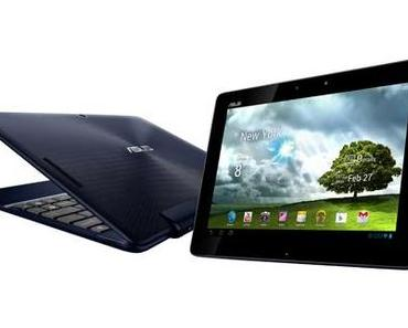 ASUS Transformer Pad TF300T: Update auf Android 4.2 startet heute in den USA