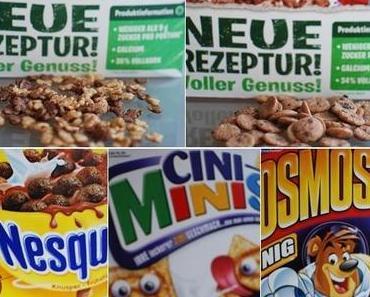 [Kjero Kampagne] Nestlé Cerealien