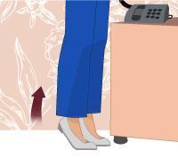 Übungen für straffe Beine
