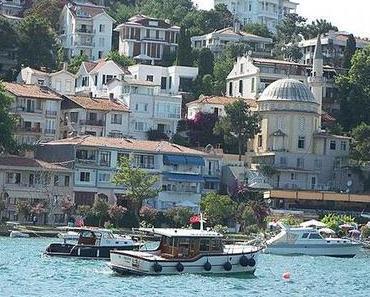 Kizil Adalar – Prinzeninsel auf Istanbul