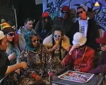 Absolute Beginner, Disco 6, Chaoten Clan – Viva Freestyle 1994 [Video]