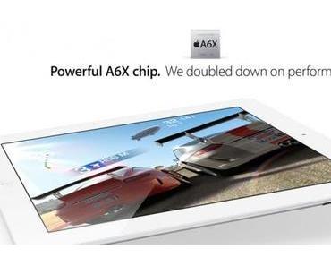 Apples A6X Prozessor schlägt Samsungs Exynos 5 Octa
