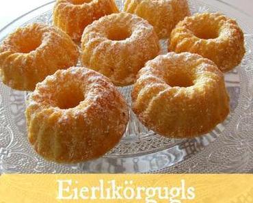 Rezept: Eierlikör-Minigugl