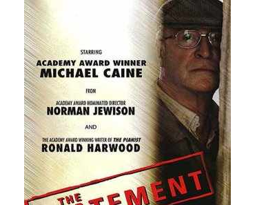 Review: THE STATEMENT - Michael Caine auf der Flucht
