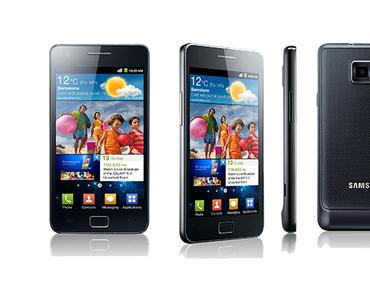 Samsung Galaxy S2: Update auf Android 4.1.2 Jelly Bean nun auch in Deutschland