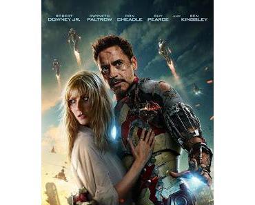 Iron Man 3: Marvel stellt neues Poster online