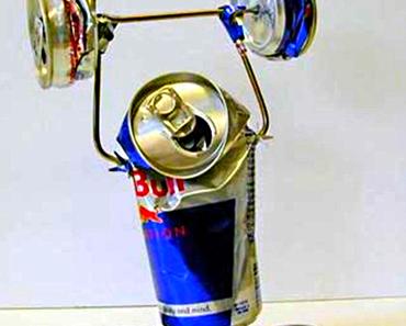 Red Bull. Der bekannteste Energy-Drink der Welt