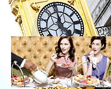 Warum haben die Briten ihren Fünf-Uhr-Tee?
