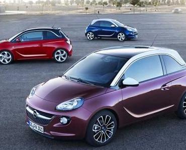 "Bei ""Germany´s next Topmodel"" kann man einen Opel Adam gewinnen"
