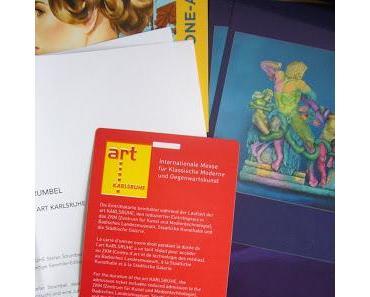 Eindrücke von der ART Karlsruhe 2013