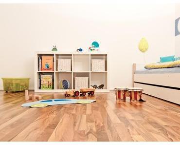 Mehr Struktur im Kinderzimmer