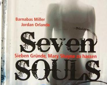 Seven Souls-Sieben Gründe, Mary Shayne zu hassen - Barnabas Miller, Jordan Orlando