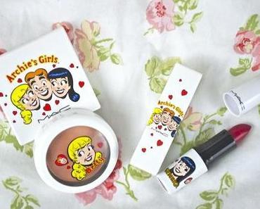 MAC Archies Girls Haul