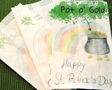 Gekocht: Guinness Stew zu Saint Patrick's Day.