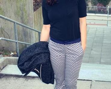 Outfit: Zara Pants