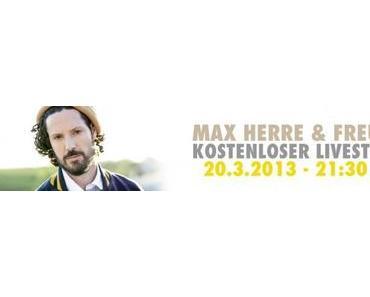 Max Herre -Telekom Street Gig Livestream