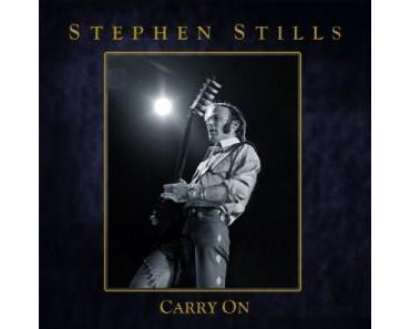 Stephen Stills große Retrospektive mit unveröffentlichten Songs