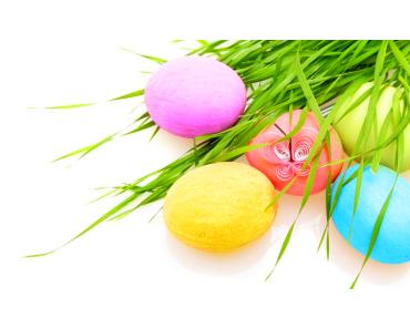Ostereier färben mit natürlichen Mitteln