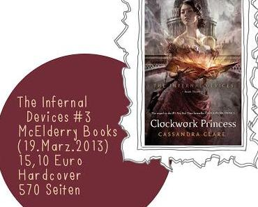 Clockwork Princess - Cassandra Clare