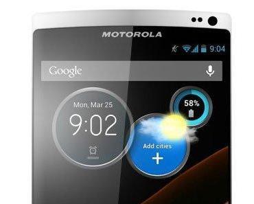 Motorola X Phone: Erstes Bild aufgetaucht