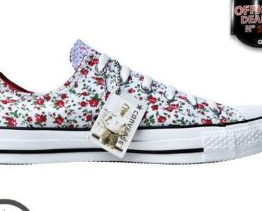 #Converse Chucks 103693 Oxford (OX) Roses Limited Edition