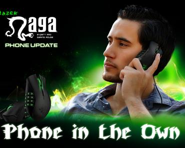 Razer Naga - Telefon-Update