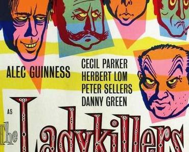 Review: LADYKILLERS - Oma, Raub und Kammermusik