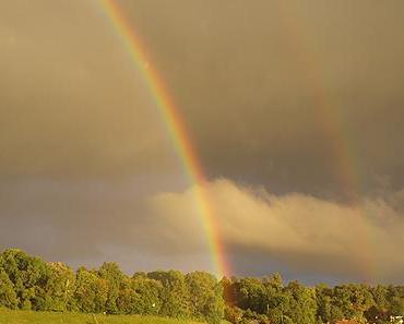 der 3te April – Tag des Regenbogens