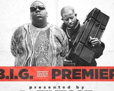 DJ Finesse – B.I.G. over DJ Premier (Biggie Tribute Mix)