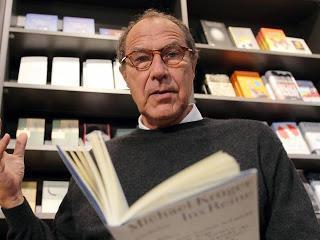 Michael Krüger - der Verleger