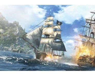 Assassin's Creed 4 Black Flag: Wirbelstürmen und vieles mehr in Seemissionen