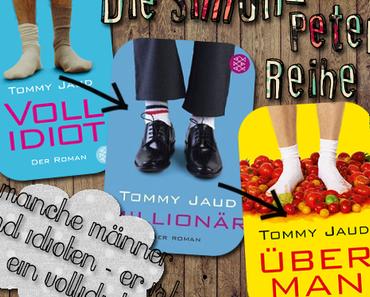 Die Geschichten von Tommy Jaud oder auch: Vollidioten, Übermänner und Resturlaube