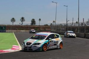 FIA WTCC: Sensationssieg für Teenager Oriola