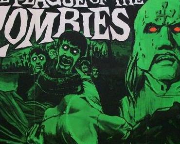 Review: THE PLAGUE OF THE ZOMBIES - Hammer muss sich hinter Romero nicht verstecken.