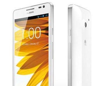 Huawei Smartphone Ascend D2 mini aufgetaucht