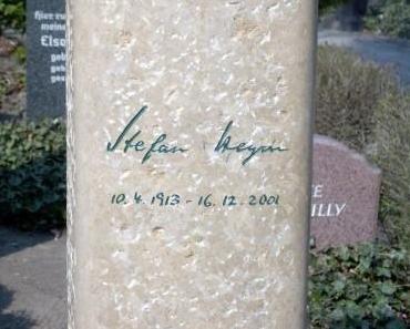 Stefan Heym zum Hundertsten