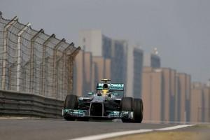 Formel 1: Hamilton auf der Poleposition beim Großen Preis von China